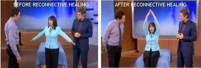 Eric Pearl on Dr Oz
