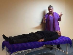 Healing Demonstration