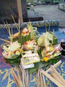 Bali Blessing